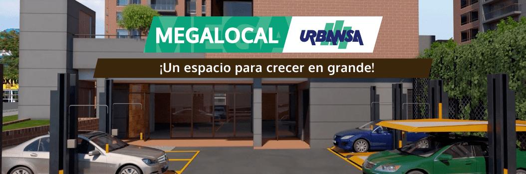 Banner Megalocal Urbansa