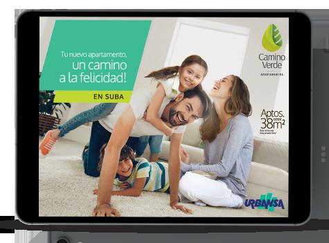 Ebook Camino Verde - Suba